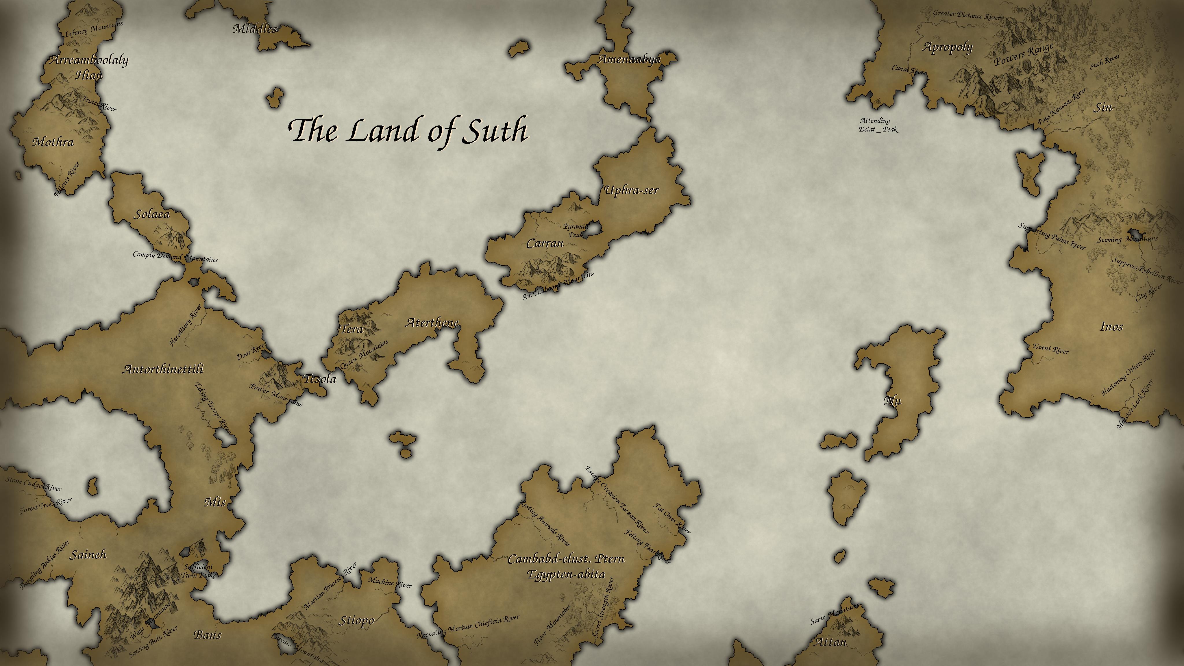Random World Map Generator.Nortantis Fantasy Map Generator
